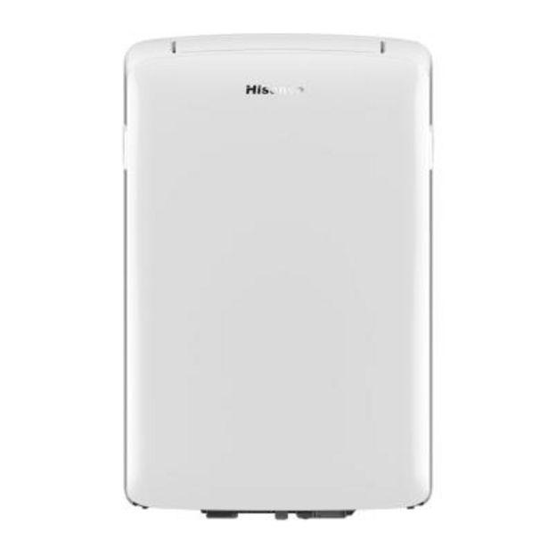 Oferta de Aire acondicionado portátil Hisense APH09 por 326€