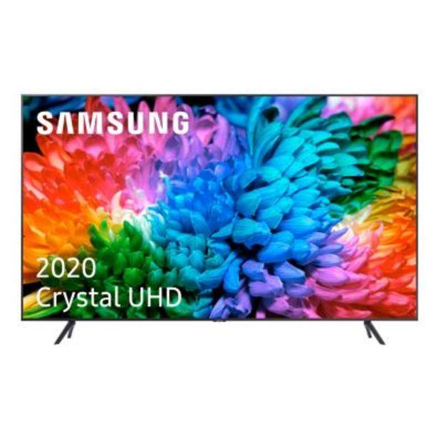 Oferta de Samsung UE43TU7105KXXC por 443€