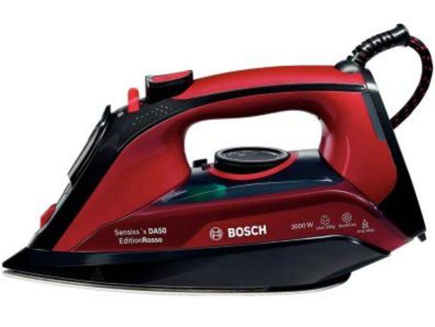 Oferta de Plancha Bosch TDA503001P 3000 por 52,1€