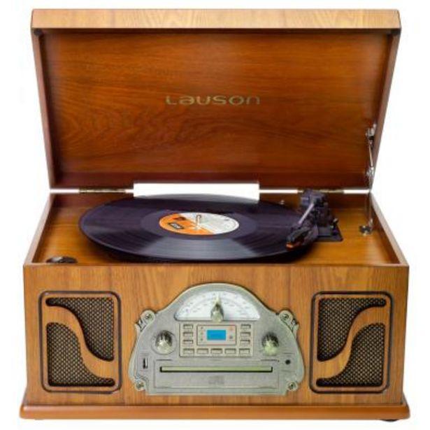 Oferta de Sistema de audio Lauson XIVX22 10W por 156€