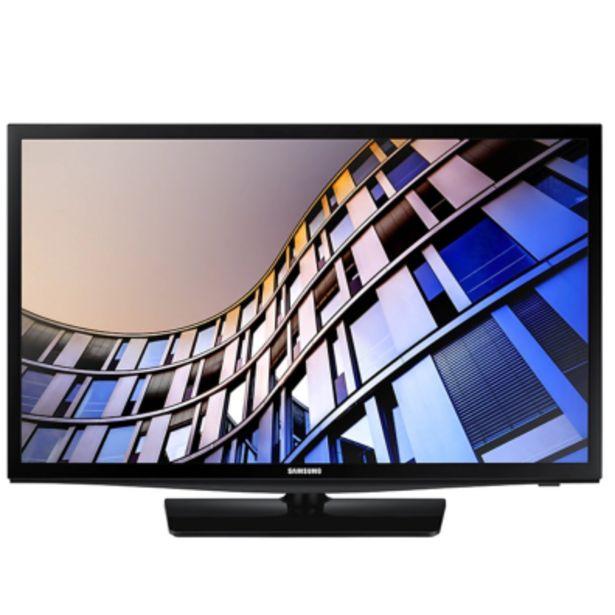 Oferta de Televisor Samsung UE24N4305A Smart TV por 179€