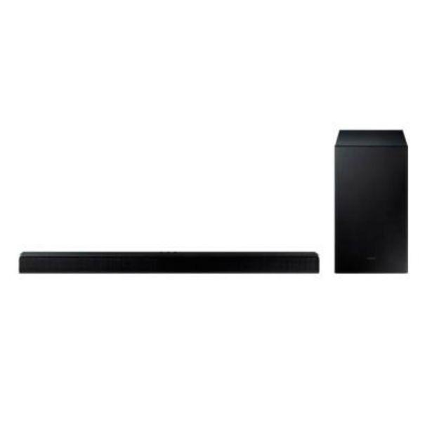 Oferta de Barra de sonido Samsung HWA550ZF 410 por 337€