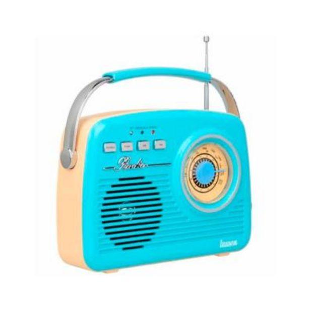 Oferta de Radio Transistor Lauson RA142 2 por 30,9€