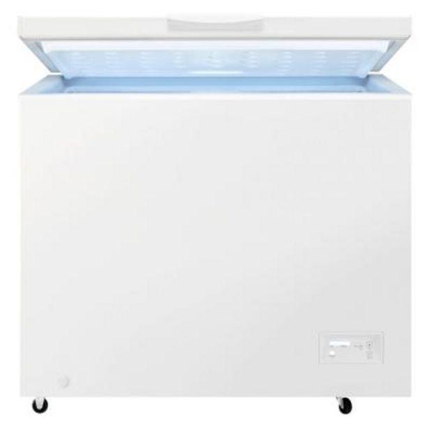 Oferta de Congelador Zanussi ZCAN26FW1 F por 355€