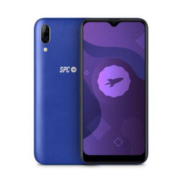Oferta de Smartphone SPC GEN LITE 1GB/16GB Azul por 89,9€