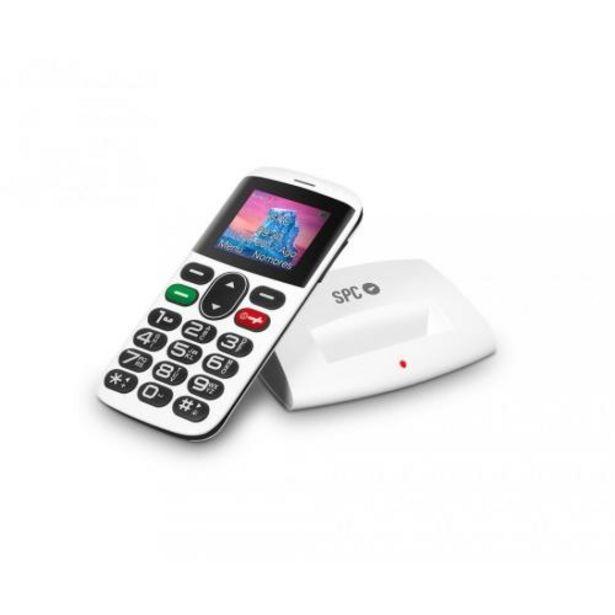 Oferta de Teléfono móvil SPC Symphony 2 2310B Blanco por 24,9€