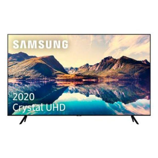 Oferta de Televisor Samsung UE65TU7025KXXC por 707€