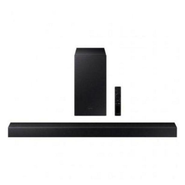 Oferta de Barra de sonido Samsung HW-A450/ZF 200 por 237€