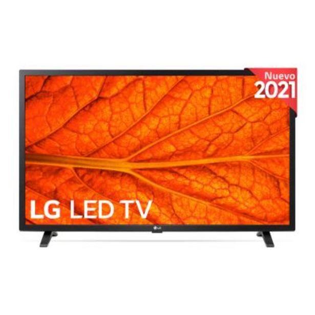 Oferta de Televisor LG 32LM637BPLA HD Ready por 273€