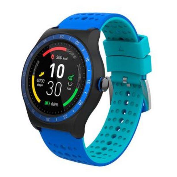 Oferta de Smartwatch SPC SMARTEE POP Azul por 29,9€