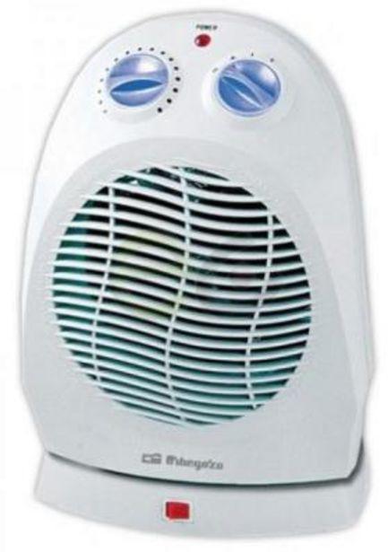 Oferta de Calefactor Orbegozo FH5011 por 20€