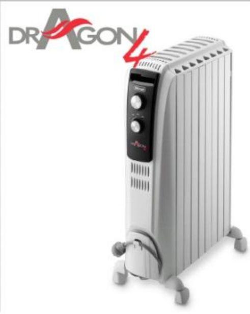 Oferta de Radiador/Emisor DeLonghi TRD40820 2000 por 129€