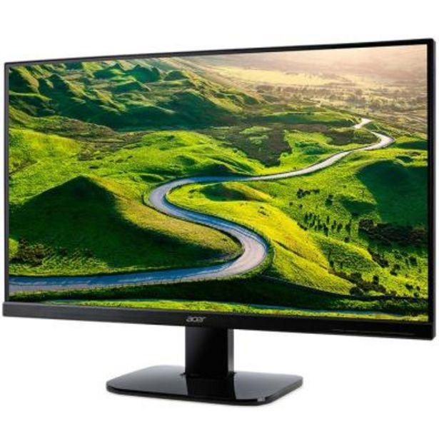 Oferta de Monitor Acer UM.HX3EE.A01 27 por 151€