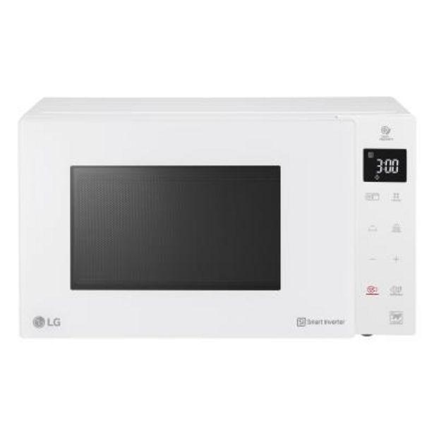 Oferta de Microondas LG MH6535GDH 1000W por 145€