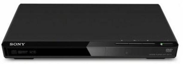 Oferta de Reproductor DVD Sony DVP-SR170 JPG por 36,9€