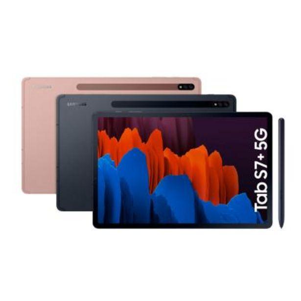 Oferta de Tablet Samsung SM-T976BZKAEUB 31.5 por 989€