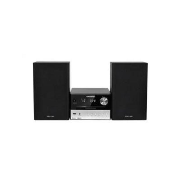 Oferta de Sistema de audio Grundig M1000BT 30 por 77,3€