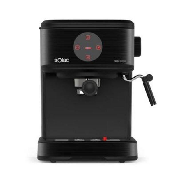 Oferta de Cafetera Solac CE4498 TASTE CONTROL 850 por 99,9€