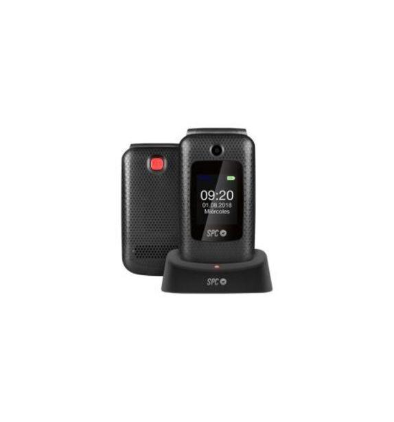 Oferta de Teléfono móvil SPC Goliath 2312N Negro por 59,9€