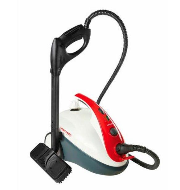 Oferta de Limpiador de vapor Polti Vaporetto Smart 30 R PTEU0268 1500 por 96,9€