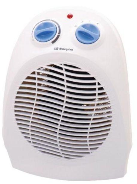 Oferta de Calefactor Orbegozo FH5010 por 19,9€