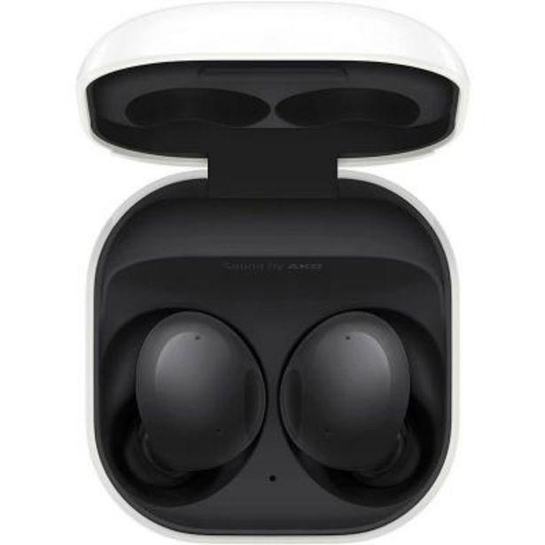 Oferta de Imagen/Sonido Samsung Galaxy Buds2 Negro por 125€