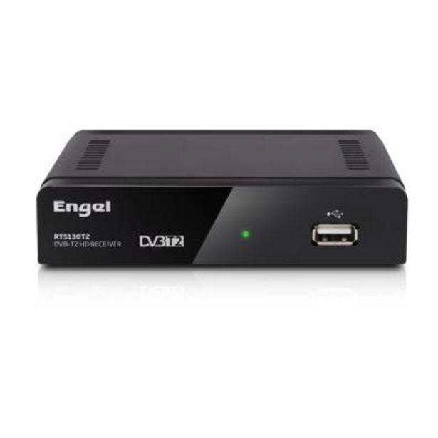 Oferta de TDT Engel RT5130T2 x1 por 19,3€