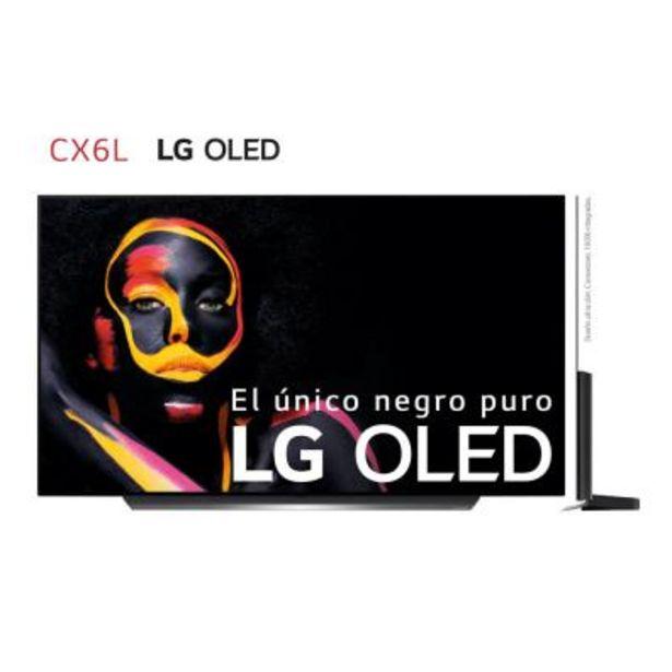 Oferta de Televisor LG OLED55CX6LA Ultra HD 4K por 1392€