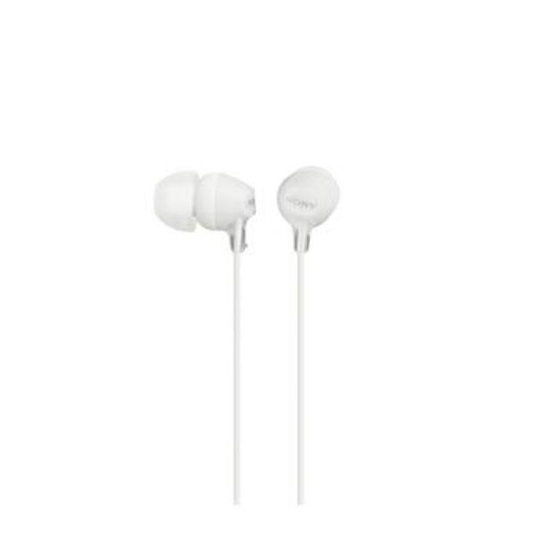 Oferta de Auriculares Sony MDR-EX15LP Negro por 6,9€