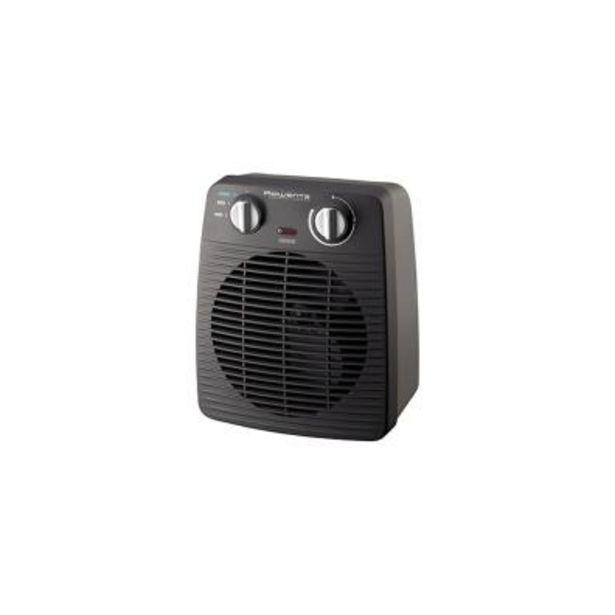 Oferta de Calefactor Rowenta SO2210F0 2000W por 37,9€