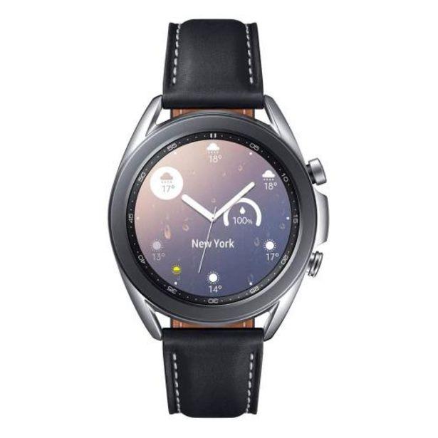 Oferta de SmartWatch Samsung SM-R850NZSAEUB 3.45 por 445€