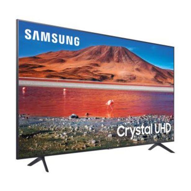 Oferta de Televisor Samsung UE55TU7045 por 548€