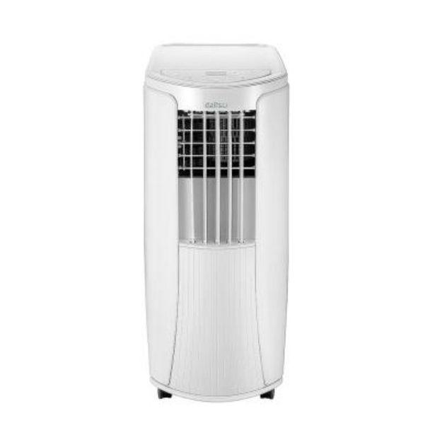 Oferta de Aire acondicionado portátil Daitsu APD 12X 2923 por 369€