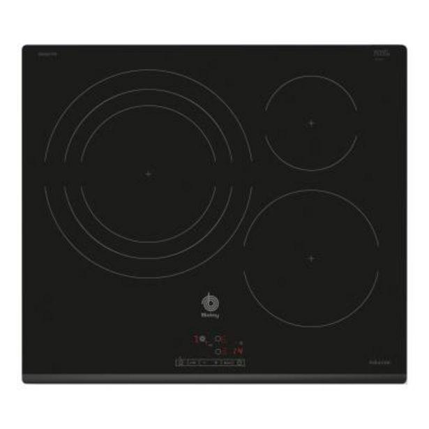 Oferta de Placa inducción Balay 3EB967FR 3 por 417€