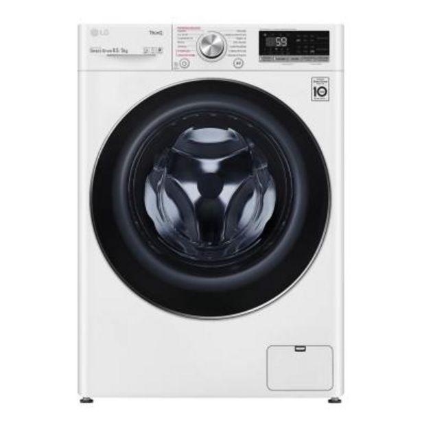 Oferta de Lava-secadora LG F2DV5S85S2W A por 587€