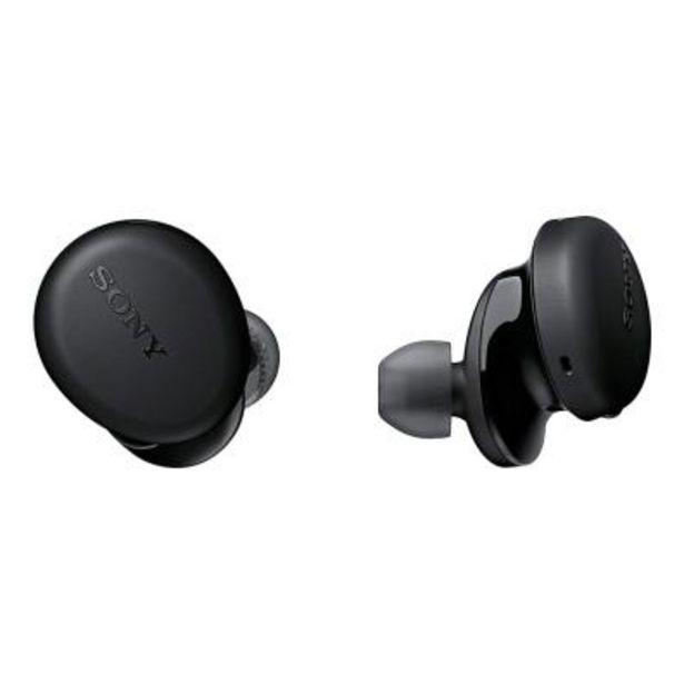 Oferta de Auriculares Sony WF-XB700B.CE7  EXTRA BASS, por 70,8€