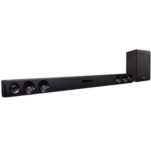 Oferta de Barra de sonido LG SJ3 Negro 300W por 138€