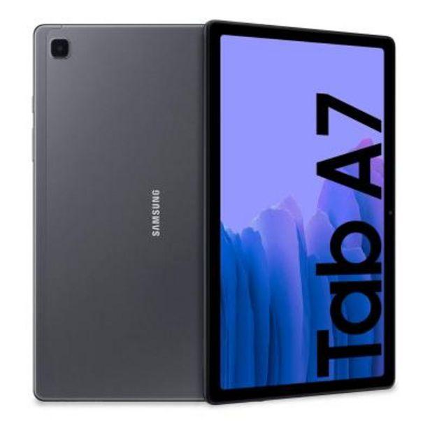 Oferta de Tablet Samsung SM-T220NZAAEUB 22 por 169€