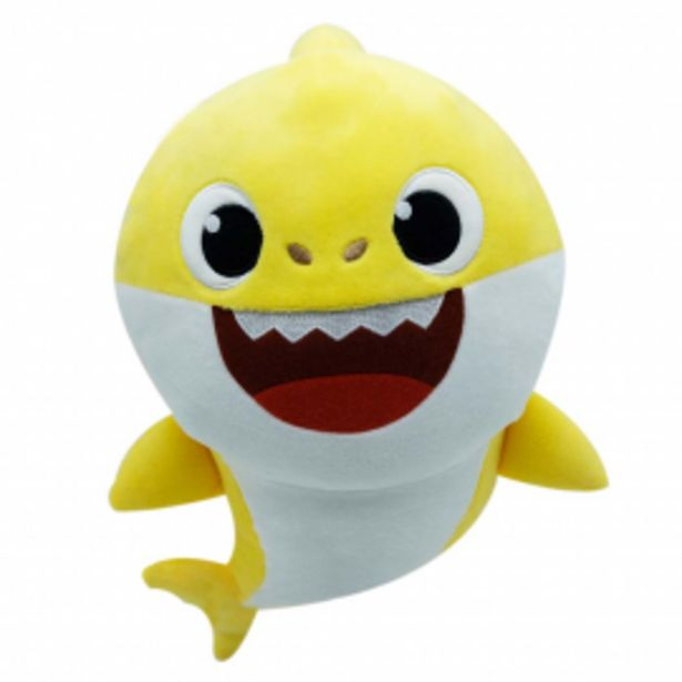 Oferta de Baby shark peluche... por 14,95€