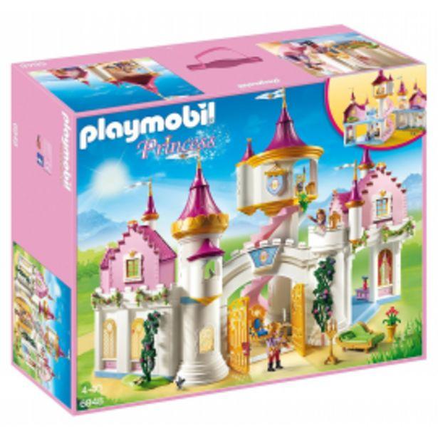 Oferta de Playmobil gran palacio... por 99,95€