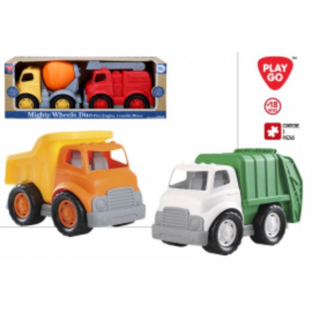 Oferta de Set camiones de... por 19,95€
