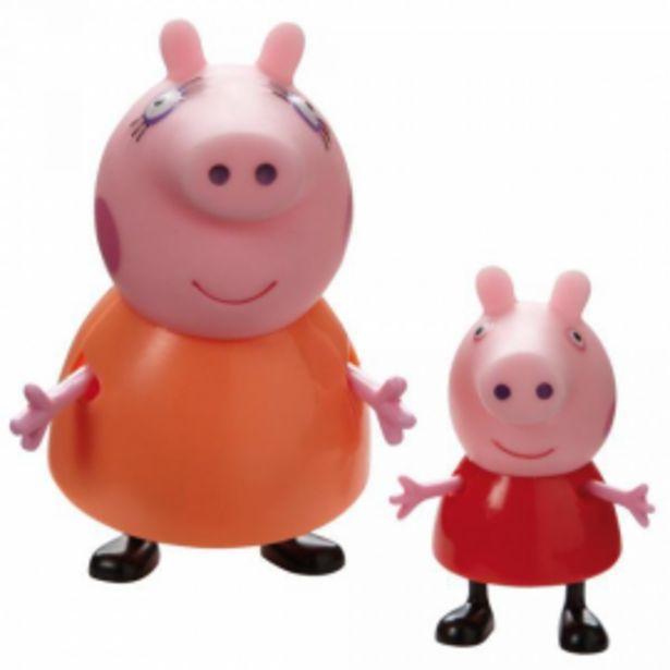 Oferta de Peppa pig figuras... por 5,95€