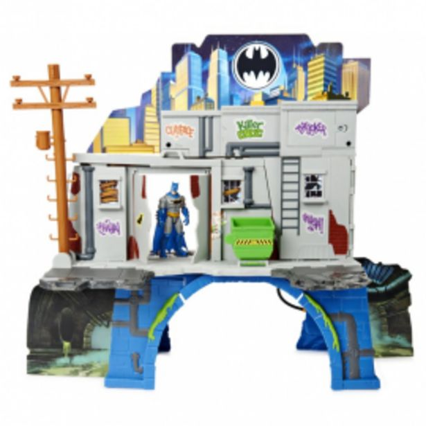 Oferta de Batman batcueva 3 en 1 por 39,95€