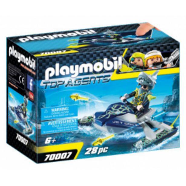 Oferta de Playmobil team... por 10,95€