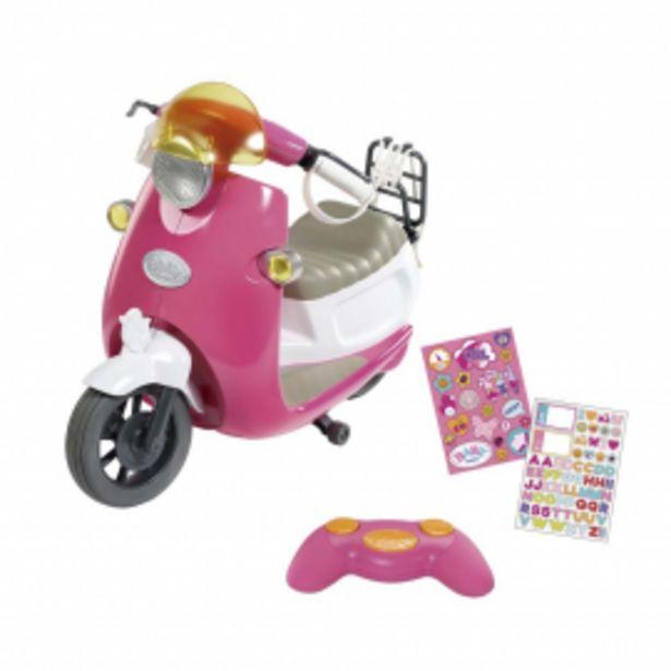 Oferta de Baby born scooter r/c por 29,95€