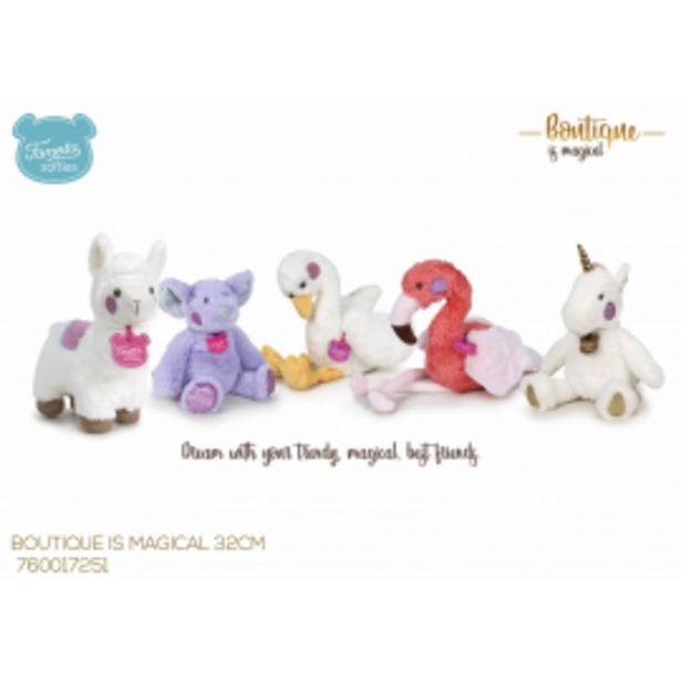 Oferta de Peluche boutique its... por 4,95€