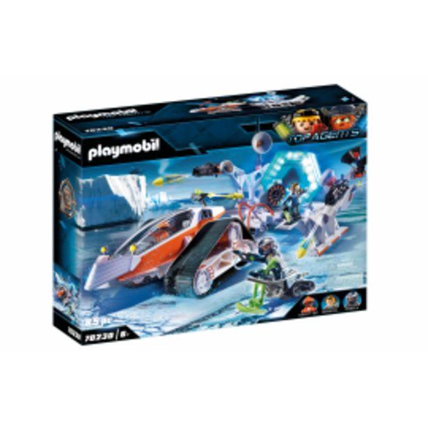 Oferta de Playmobil spy team... por 41,95€