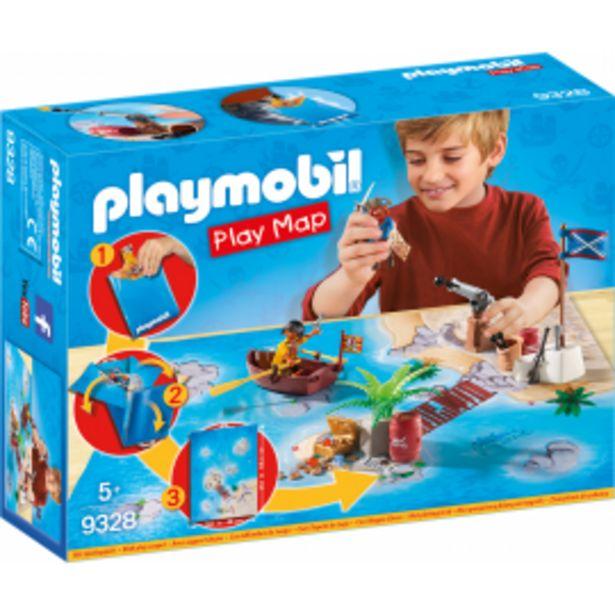 Oferta de Playmobil play map... por 14,95€