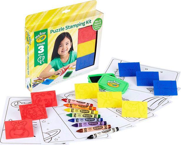 Oferta de Crayola puzzle de... por 9,95€