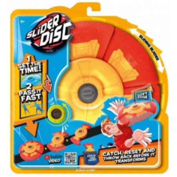 Oferta de Slider disc 4colores... por 11,95€